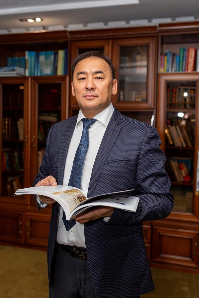 Ибрагим Акдрашев в списке 50 самых влиятельных людей нефтегазовой отрасли Казахстана