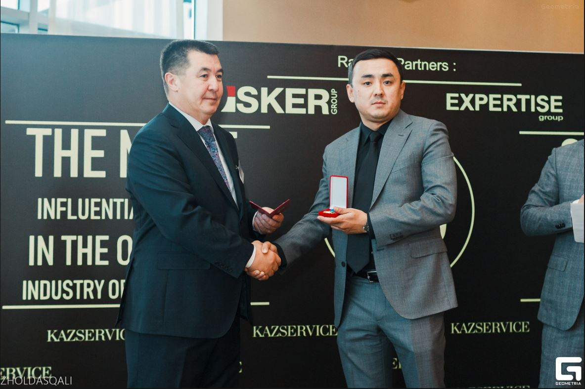 KAZSERVICE «50 The most influential people»-2019